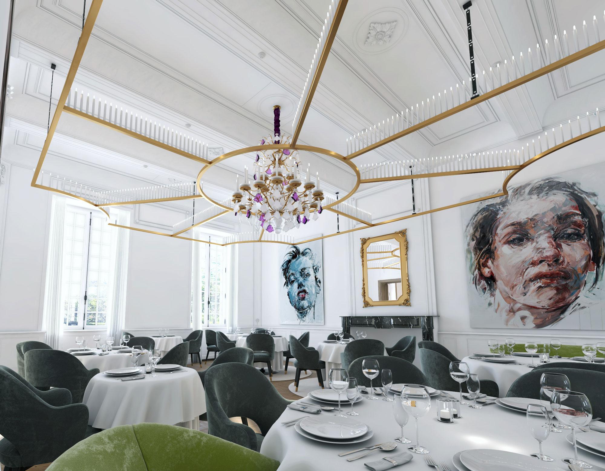Chateau de la gaude Restaurant