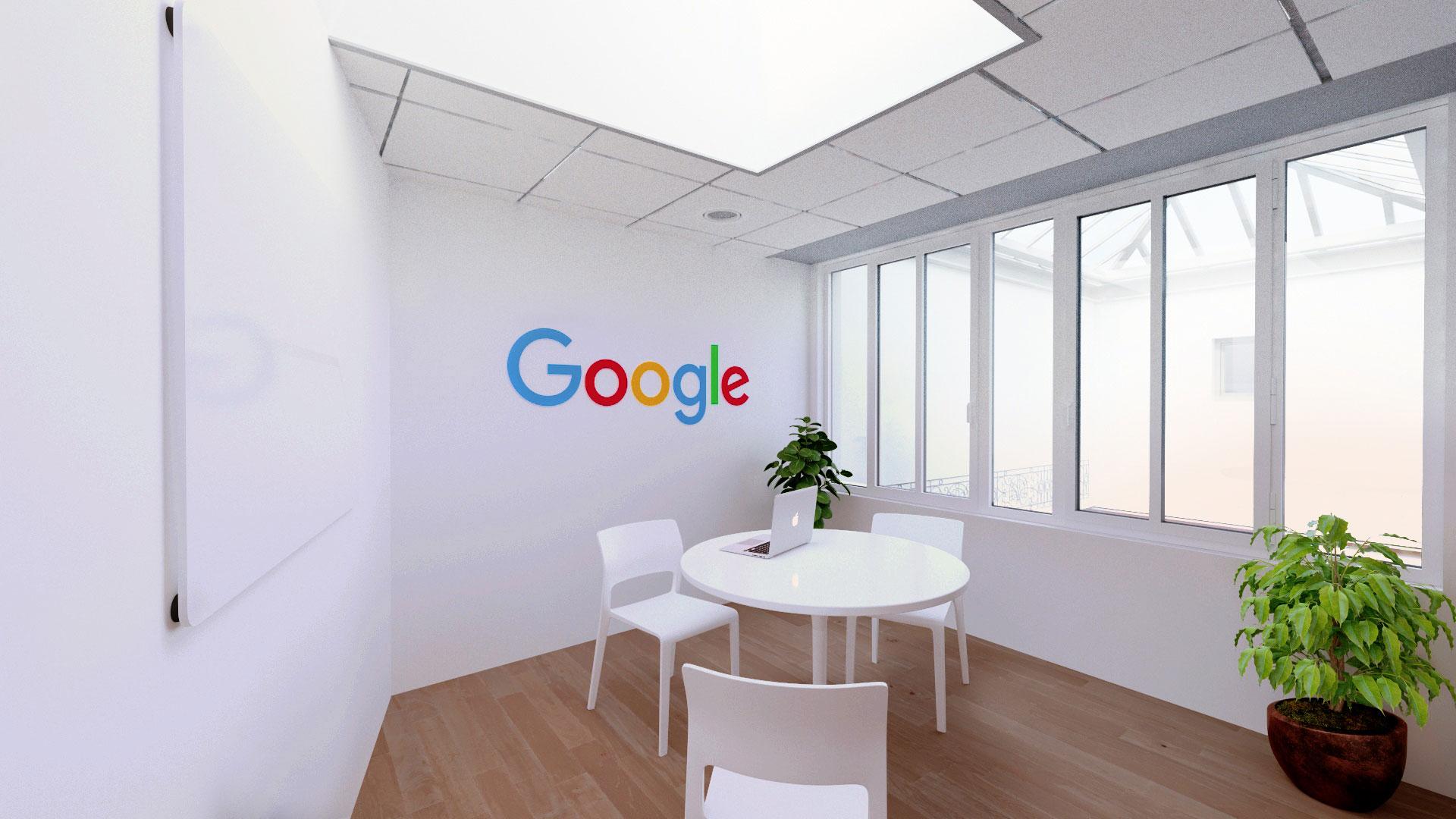 Google Salle de réunion