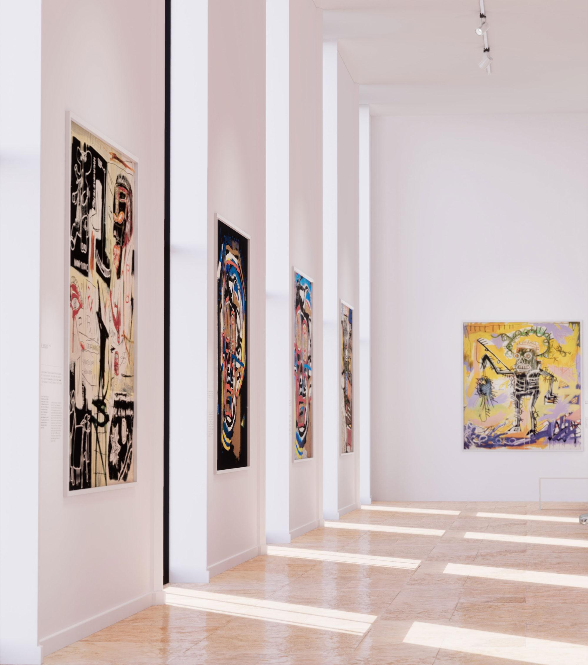 Musée Basquiat 3