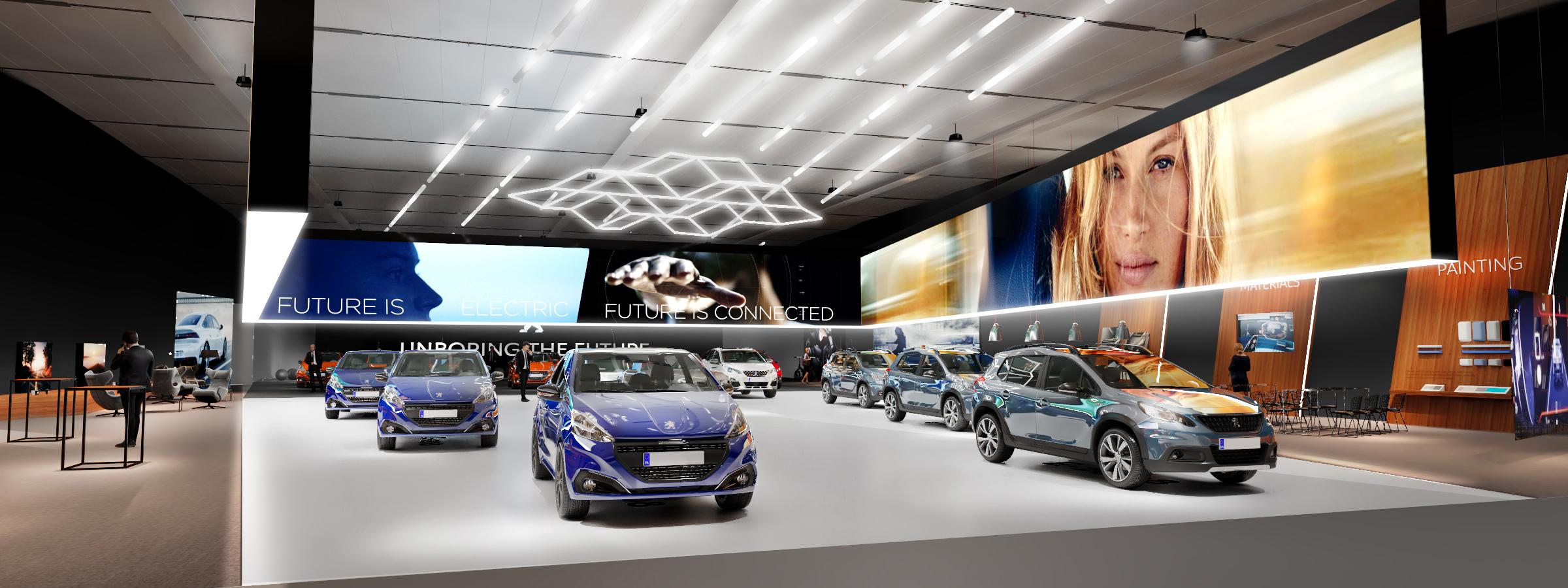 Evenementiel Rendu Peugeot
