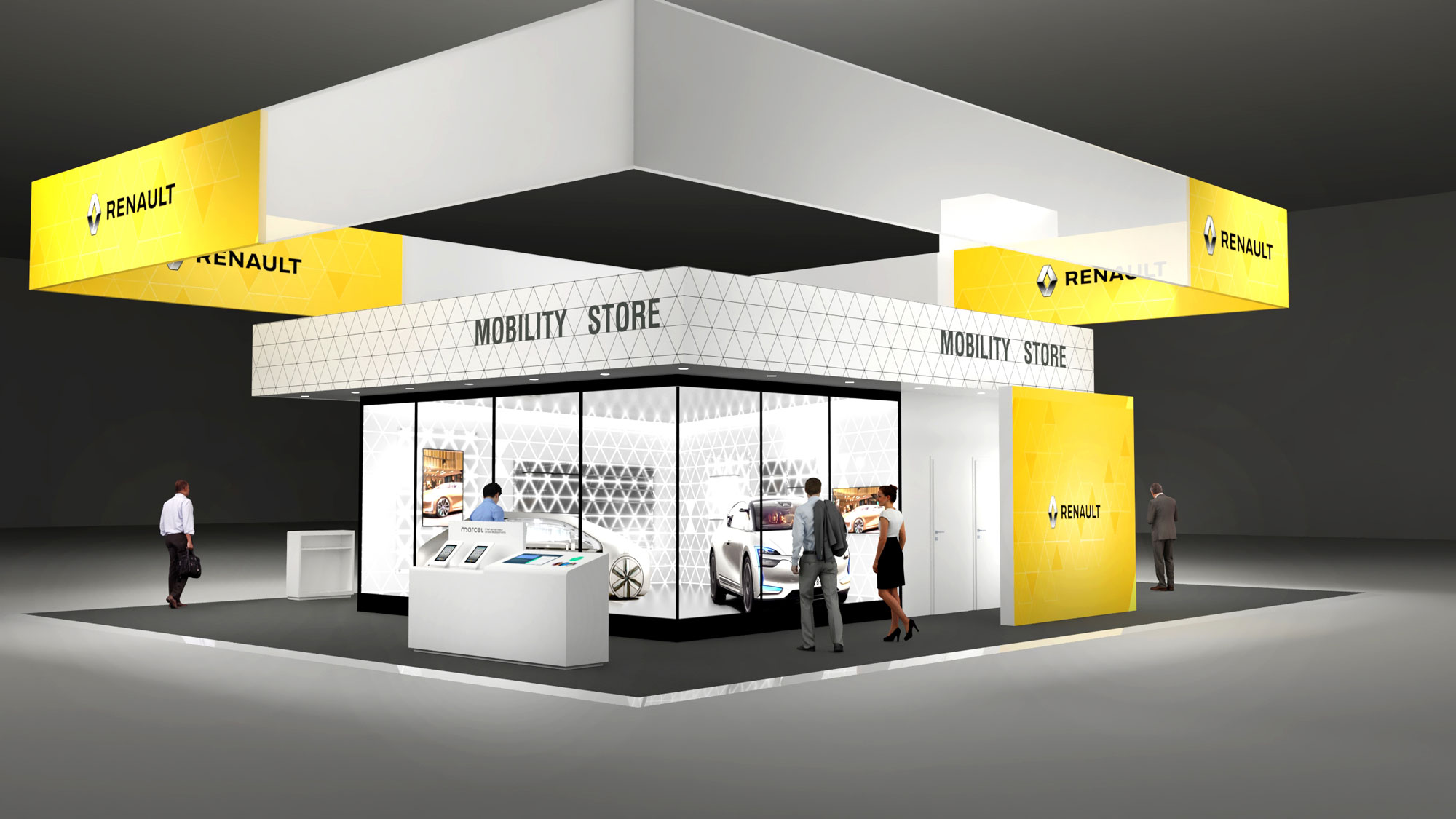 Event Renault Mobility Stand 5