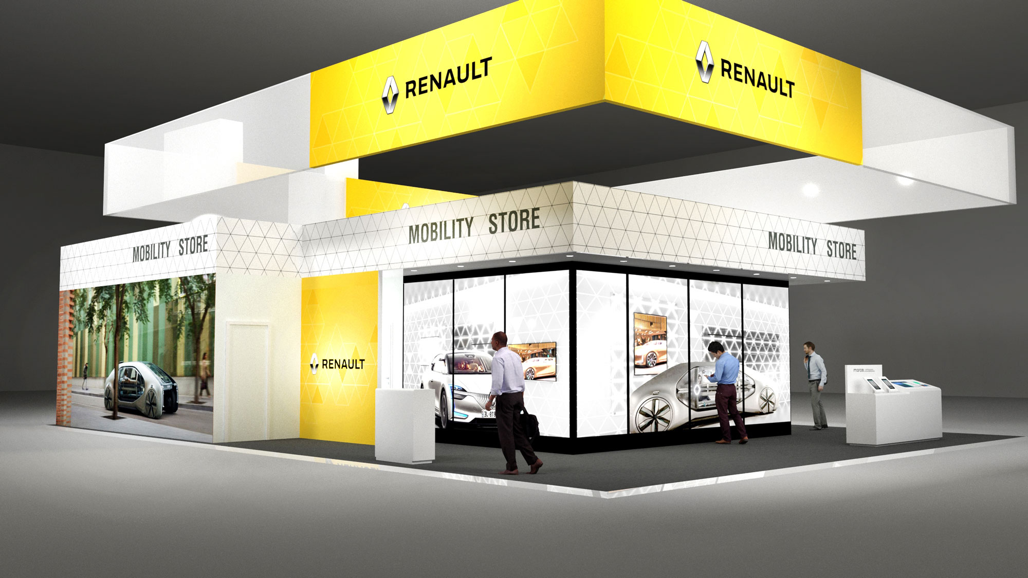 Event Renault Mobility Stand 4