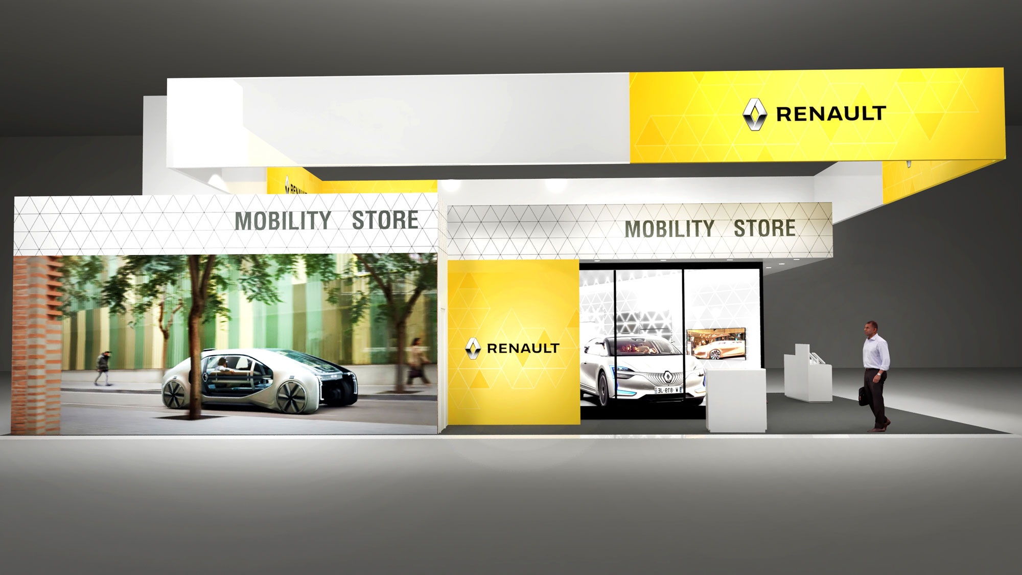 Event Renault Mobility Stand 3