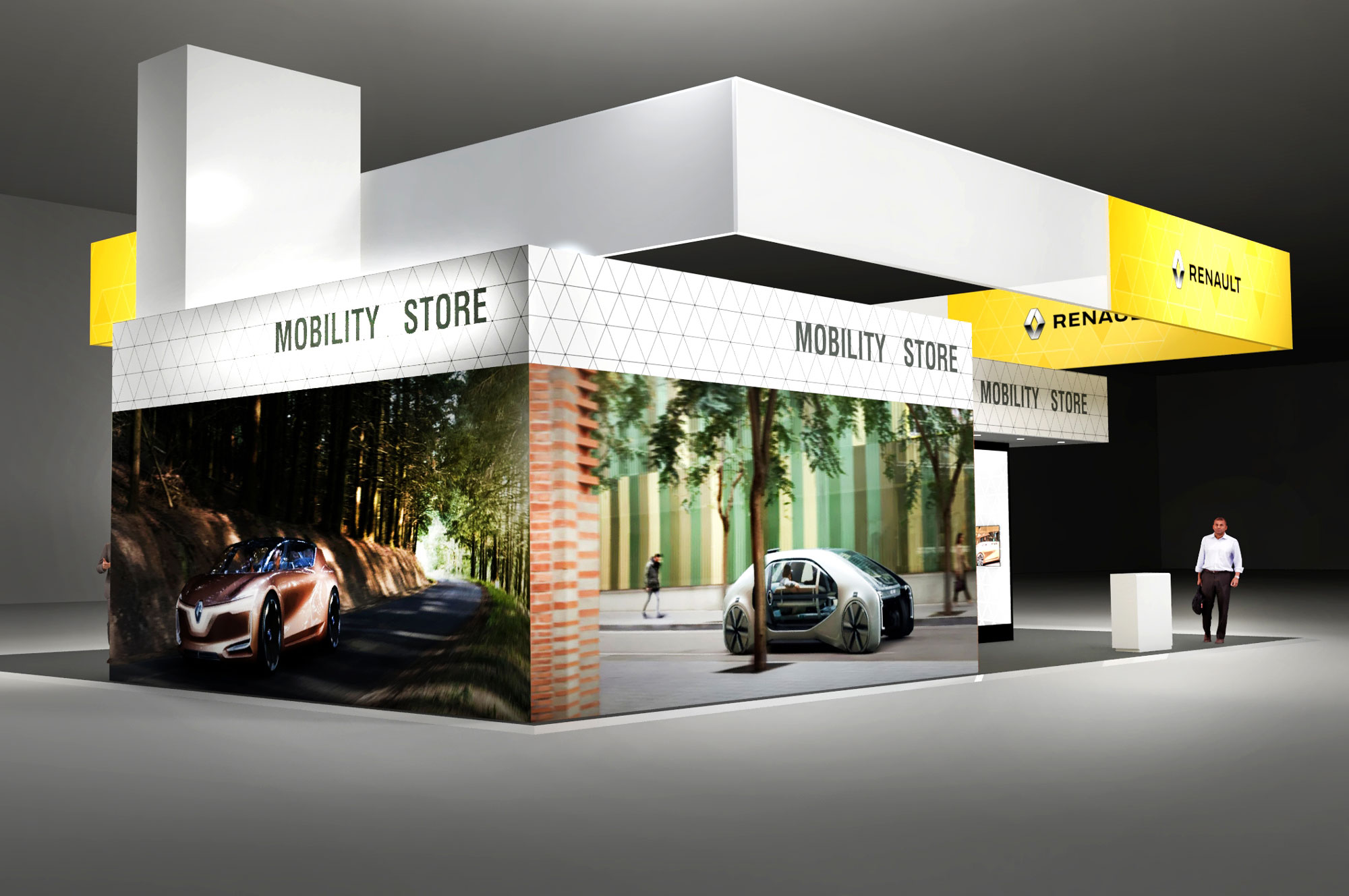 Event Renault Mobility Stand 2